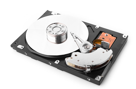 scsi: HDD on white