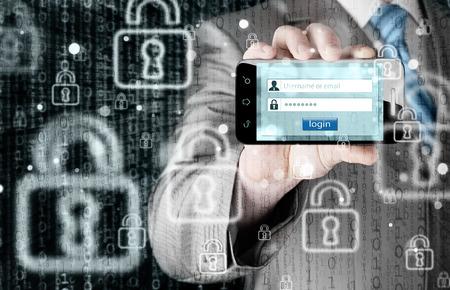 login en wachtwoord