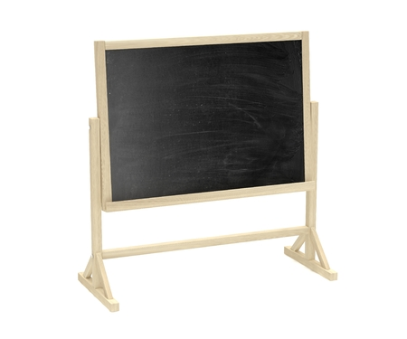 blackboard background: blackboard, chalkboard isolated on white