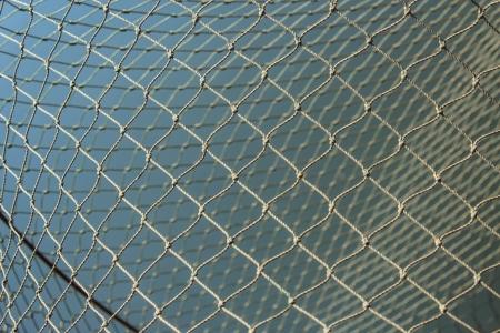 Visnetten achtergrond patroon Stockfoto