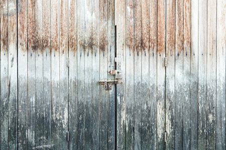 old wooden door: Old wooden door.