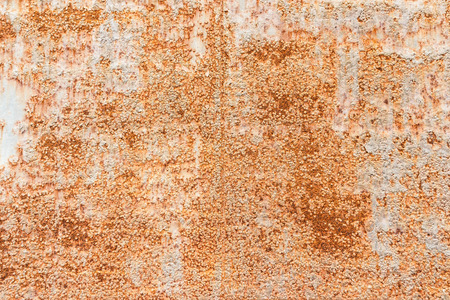 metal wall: Stain metal wall background.