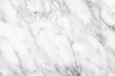 White marble background. Archivio Fotografico