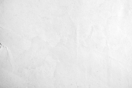 White Little Torn  Paper Texture Background.