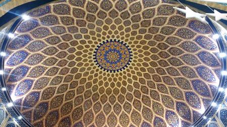 ibn: Ibn Battuta Mall, Dubai -UAE Persia Court.