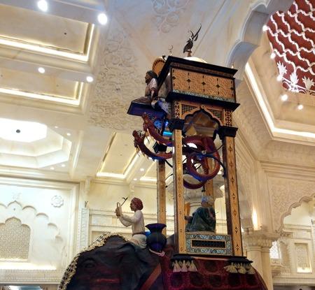 ibn: Ibn Battuta Mall, Dubai -UAE India Court Editorial