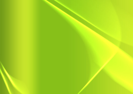 lighting background: light green abstract