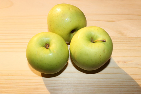 no way out: Fresh Apples Stock Photo