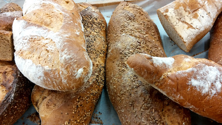 cellos: Fresh french bread