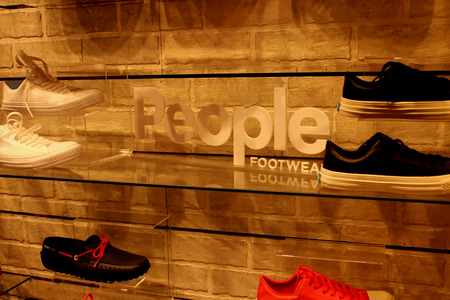 things that go together: People Footwear