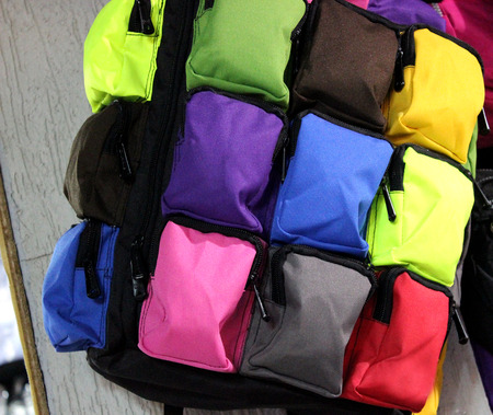multipurpose: Bag with pockets