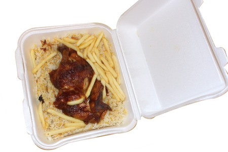 food state: Chicken with Rice