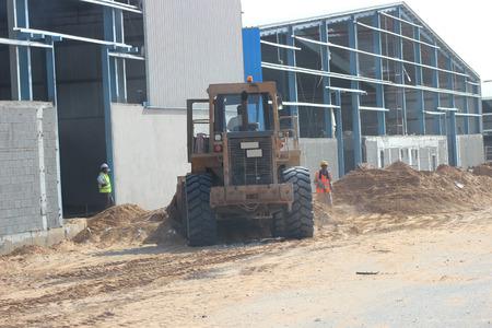 constrution: Constrution warehouse