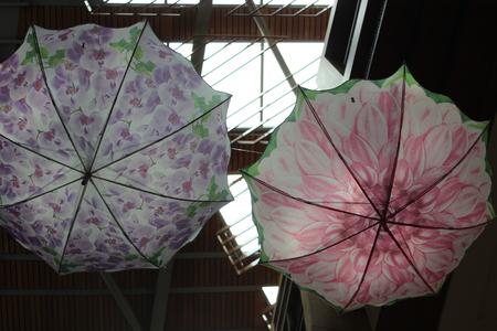 paper umbrella: umbrellas