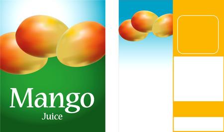 dewberry: Mango Label