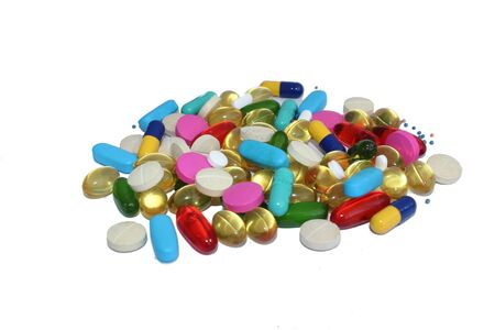 Tablets and capsule