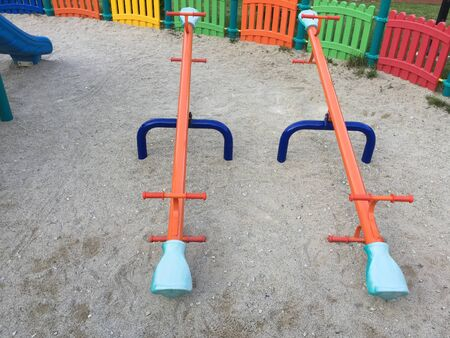Children Play Area Banco de Imagens