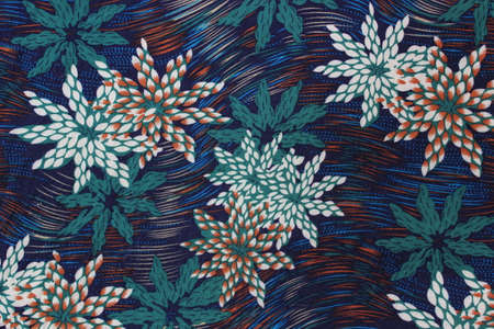 Beautiful mix floral pattern