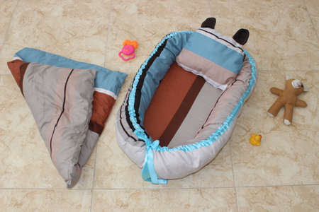 Cute Baby nest for cute babies