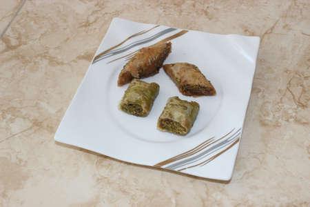 Tasty Turkish Baklava