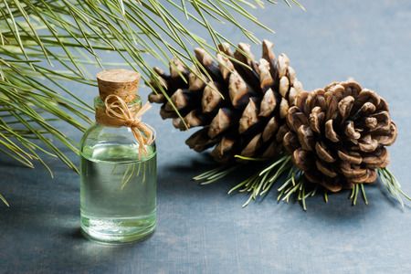 Pine oil.
