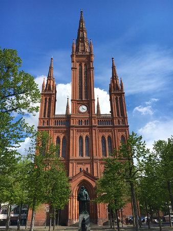 Marktkirche Wiesbaden, Germany