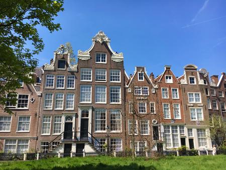 noon: Begijnhof Amsterdam