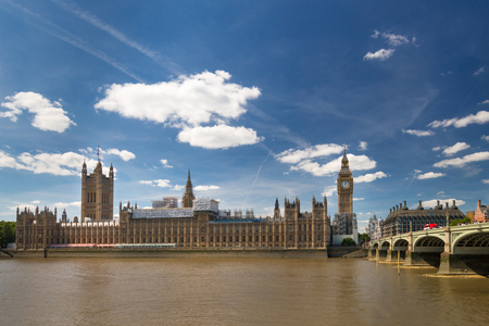 Big Ben (Elizabeth Tower) and Palace of Westminster are undergoing renovation and conservation work