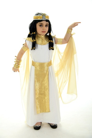 Little Cleopatra Stock Photo