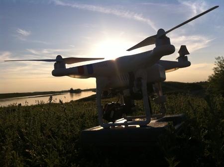 Drone ready to fly 2 sky