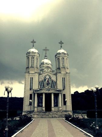 andrew: St. Andrew Monastery in Romania