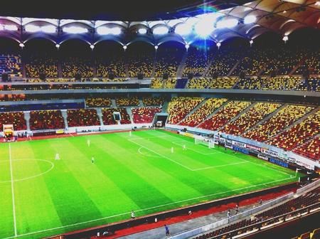 Stadium National Arena in Romania