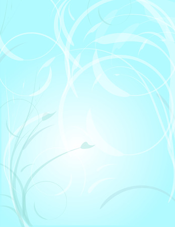 Abstract Spring Background Illustration
