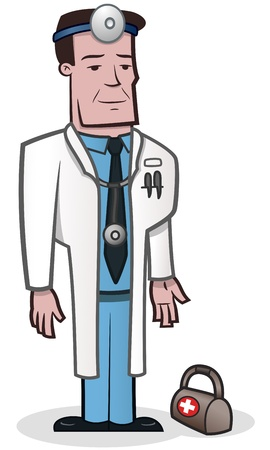 Doctor - illustration