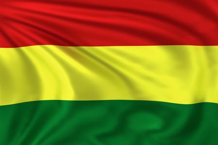 Bolivia flag photo