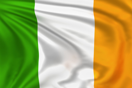 Ireland Flag photo