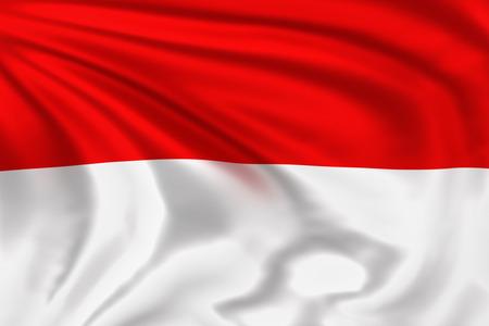 Monaco Flag photo