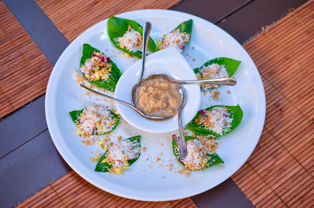 spicey: Delicious and spicy Thai food