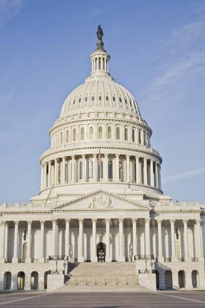 US Capitol Building, Washington DC  Banque d'images