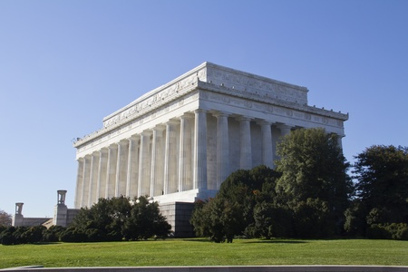 Lincoln Memorial in Washington DC  Stock Photo - 11690552