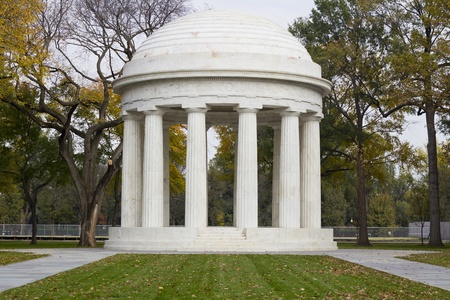 District of Columbia World War II Memorial, Washington USA