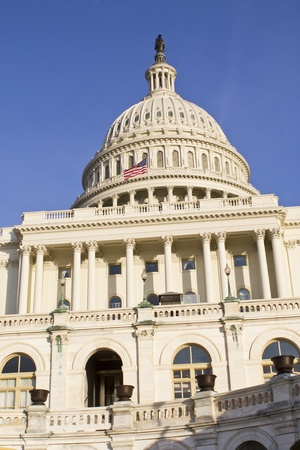 US Capitol Building, Washington, DC, USA Stock Photo - 13025465