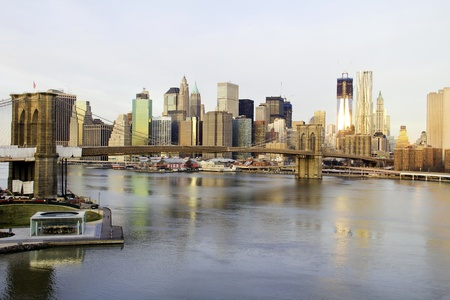 New York, Lower Manhattan, United States Stock Photo - 13059851