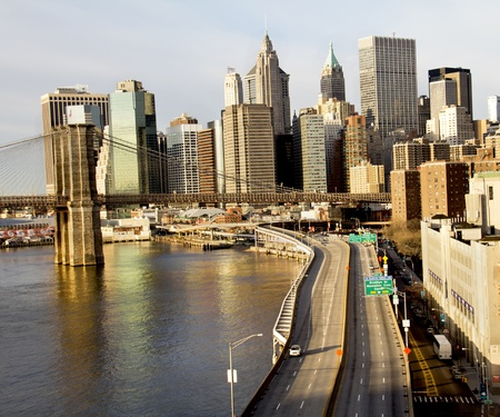 New York, Lower Manhattan, United States Stock Photo