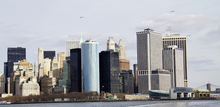 New York, Lower Manhattan, United States  Stock Photo - 13059843