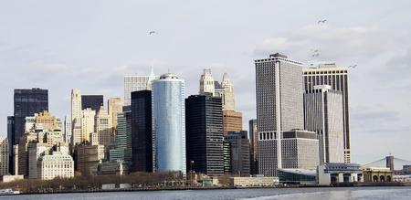 New York, Lower Manhattan, United States Stock Photo - 13059843