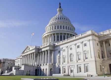 regierung: Washington DC, US Capitol Building