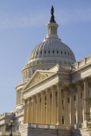 Washington DC , US Capitol Building Stock Photo - 13334114