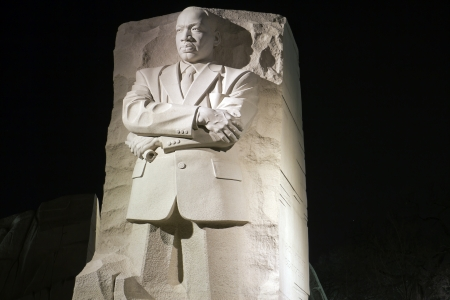 martin luther king: Martin Luther King Jr  Monument in Washington DC