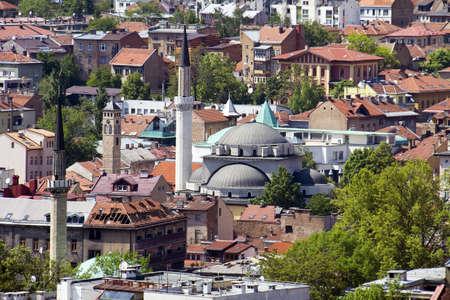 bosna: Sarajevo, Bosnia e Erzegovina Archivio Fotografico